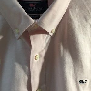 Vineyard Vines Whale Shirt. Oxford. XL